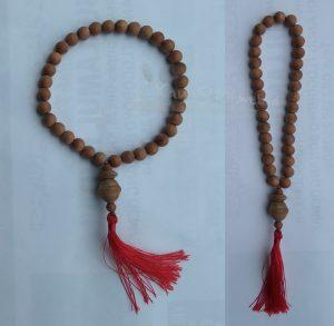 Tasbih Stigi Asli 33 Beads Pulau Karimunjawa